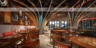 karamna restaurant dubai by 4space interior design 05 jpg
