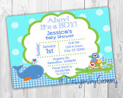 whale baby shower invitations whale baby shower invitations gangcraft net