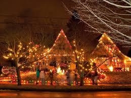 crazy christmas tree lights christmas crazy neighborhoods gac