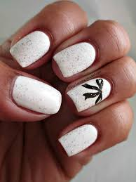 nail designs with diamonds nail art