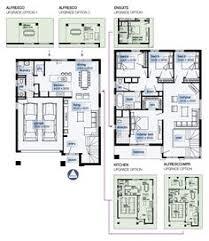 simonds homes floorplan avalon houses pinterest town house