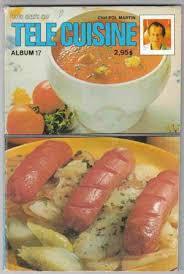 tele cuisine tele cuisine album by martin pol abebooks