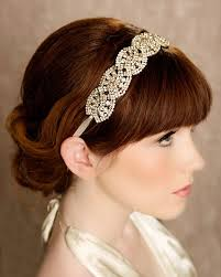 1920 hair accessories bun hair jewellery flappers 1920s and