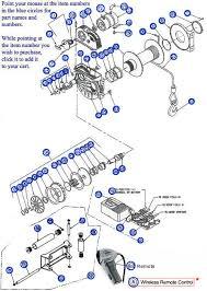 warn winch remote wiring diagram electric winch wiring diagram