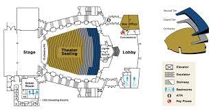 floor plan theater community center theater