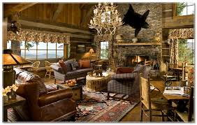 Rustic Country Home Decor Ideas  Amazing Design Trend Interior - Country home interior design