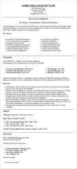 restaurant resume template restaurant manager resume template resume and cover letter