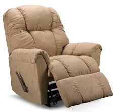 benson rocker recliner beige leon u0027s
