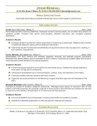 How To Spin Your Resume For A Career Change Sample Tutor Resume Cerescoffee Co