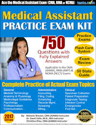 medical assistant practice exam