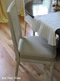 Cane Back Dining Room Chairs Remodelaholic Cane Back Dining Chair Makeover