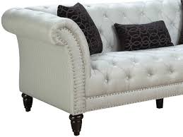 twain collection button tufted sofa bailey u0027s furniture