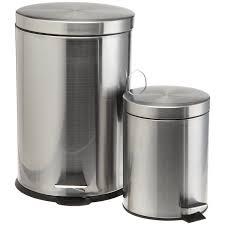 stainless steel kitchen garbage cans design ideas u0026 decors