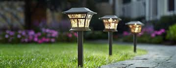 Led Landscape Lighting Reviews by Lighting Solar Security Light Home Depot Outdoor Solar Lighting