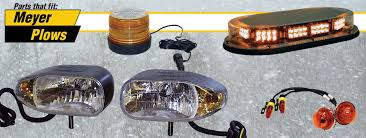 wiring snow plow lights headlight kits meyer snow plow parts