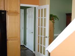 surprising idea interior basement doors custom double 2 flat panel