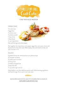 cosmopolitan recipe learn the secret behind charleston grill u0027s celebrated crab cake