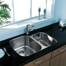 30 inch undermount double kitchen sink the most vigo 30 inch undermount single bowl 16 gauge stainless