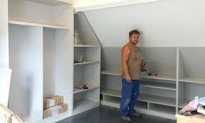 declic cuisine meuble escalier leroy merlin placard sous les combles