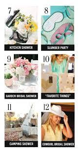 kitchen bridal shower ideas 150 bridal shower ideas the dating divas