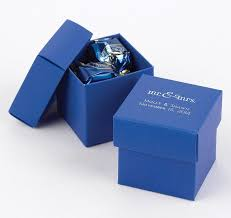 Blue Favors by 90 Best Wedding Favors Images On Banquet Florists And