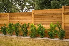 backyard privacy fence ideas unique privacy fence ideas