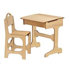 Baby Desk Saplings Desk And Chair Natural Amazon Co Uk Baby