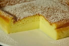 hervé cuisine dessert la recette facile du gâteau magique à la vanille