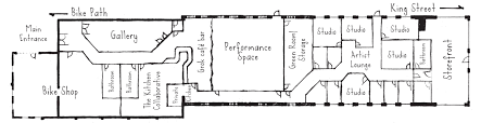100 art studio floor plan floor plan loft in noho new york