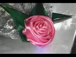 cara membuat bunga dari kertas pita jepang cara membuat bunga mawar merah nhltv net