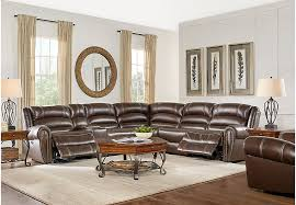 Martino Leather Sectional Sofa Leather Living Room Sets U0026 Furniture Suites