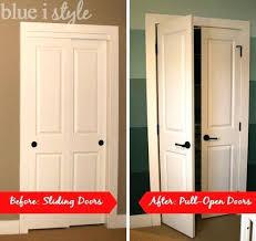 Hideaway Closet Doors Narrow Closet Doors Organizing With Style Nursery Closet