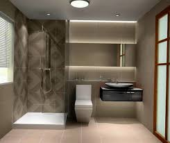 Grey Modern Bathroom Bathroom Bathroom Decor Ideas Room Designs Design Modern Mirrors