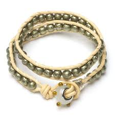 cord bracelet with beads images Double wrap bracelet beading patterns jewelry projects jpg