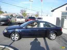 Audi A 6 2003 2003 Audi A6 3 0 Quattro Sedan In Ming Blue Pearl Effect Photo 2