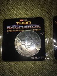 thor ragnarok opening night fan event thor ragnarok opening night fan event 2017 coin theater promo marvel