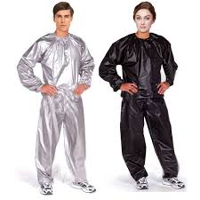 sweat suit jumpsuit clothing lose weight fitness slimming