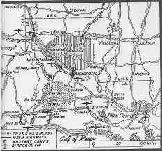 Parish Map Of Louisiana by Eisenhower In Louisiana 1941 June 2016 Archive 2016 Rickey