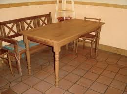 table de cuisine avec rallonge réaliser une table avec rallonge intégrée dedans table cuisine