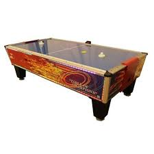 Air Hockey Coffee Table Gold Standard Gold Flare Home 8 W Side Score Unit Table