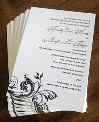 wedding invitations questions how many invitations should i order questions about ordering