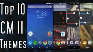 cyanogenmod themes play store top 10 cm 11 themes for cyanogenmod 11 device s theme engine youtube