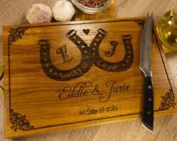 personalized horseshoes engraved horseshoe etsy