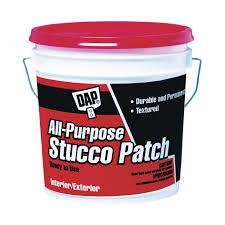 dap 1 gallon all purpose stucco patch 60590 patch u0026 repair