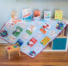 celebrate seuss quilt kit kid quilts craft and quilt baby