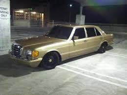 mercedes 420sel sell used 1988 mercedes 420sel base sedan 4 door 4 2l in bend