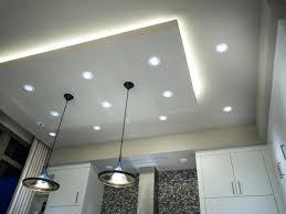 Suspended Ceiling Light Basement Drop Ceiling Lighting Options Suspended Led Lights For