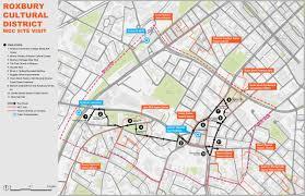 Boston Street Map Meetings Archived U2014 Roxbury Cultural District