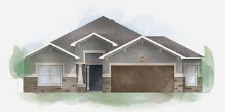 Inland Homes Floor Plans The Villages Of Avalon U2014 Bristol Place Inland