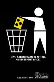 Blind Christian Christian Blind Mission
